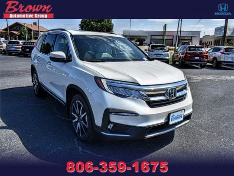 New 2019 Honda Pilot TOURING  AWD