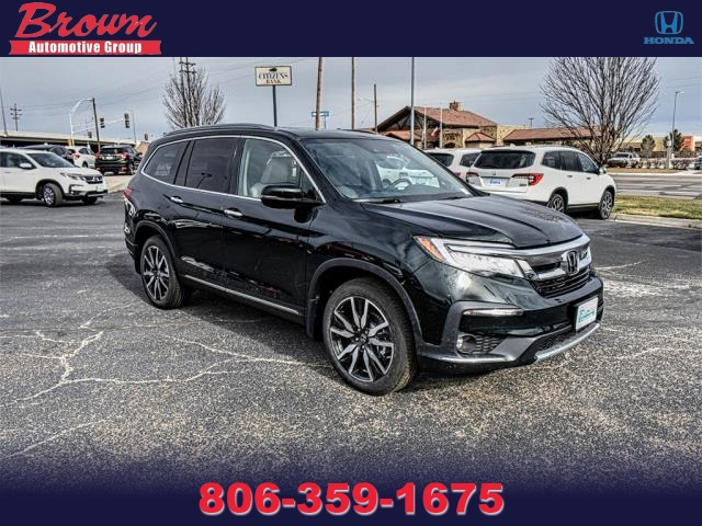New 2019 Honda Pilot TOURING 2WD