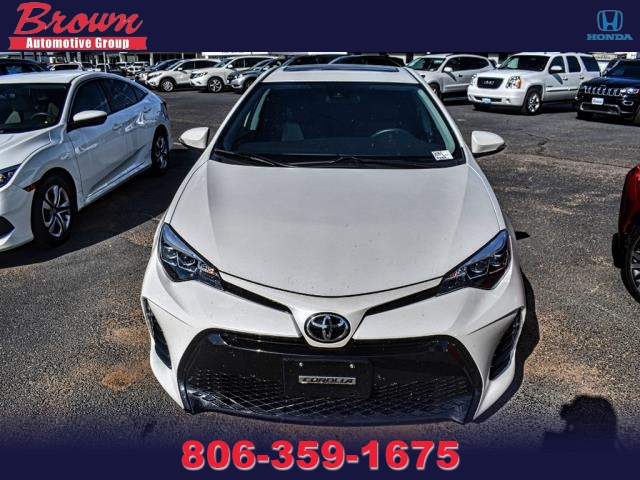 Pre-Owned 2017 Toyota Corolla XSE CVT