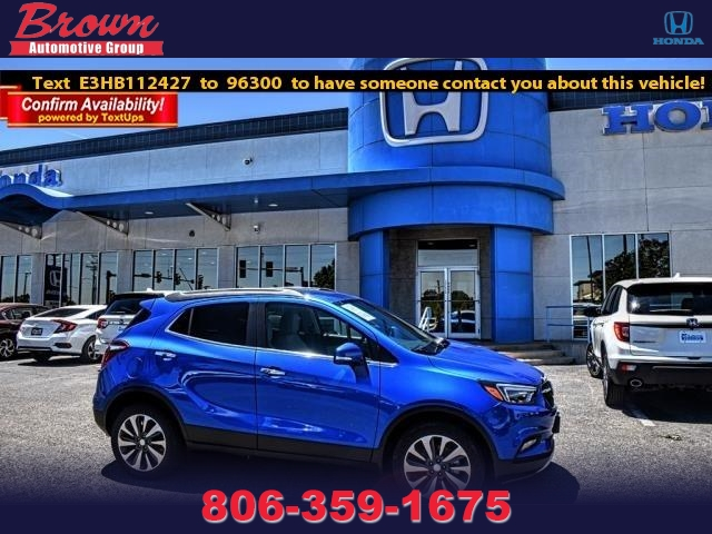 Pre-Owned 2017 Buick Encore AWD 4DR ESSENCE