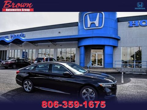 New 2019 Honda Accord Sedan EX 1.5T CVT