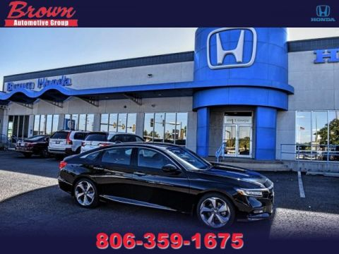New 2019 Honda Accord Sedan TOURING 2.0T AUTO
