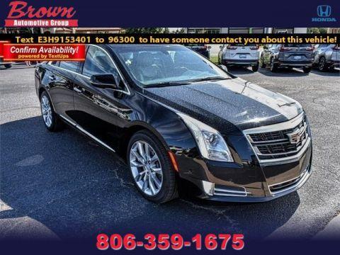 Pre-Owned 2017 Cadillac XTS 4DR SDN LUXURY FWD