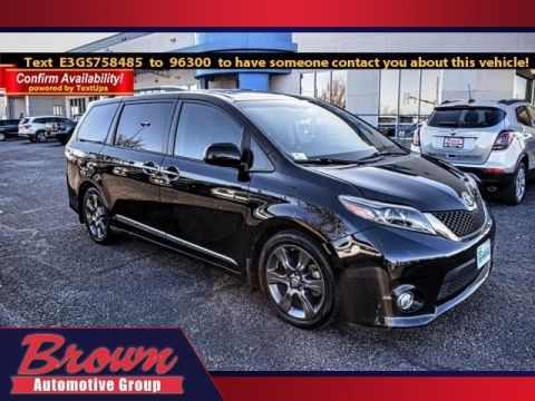 Pre-Owned 2016 Toyota Sienna SE